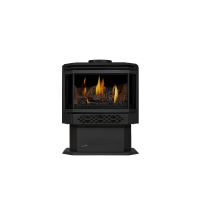 CDVS280 Direct Vent Free Standing Stove